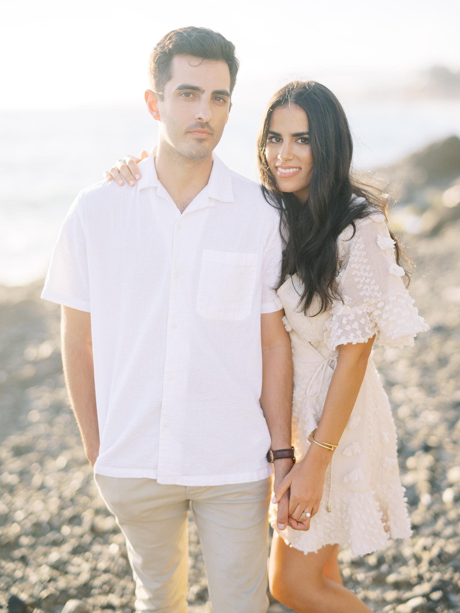 Laguna Beach Engagement Photographer