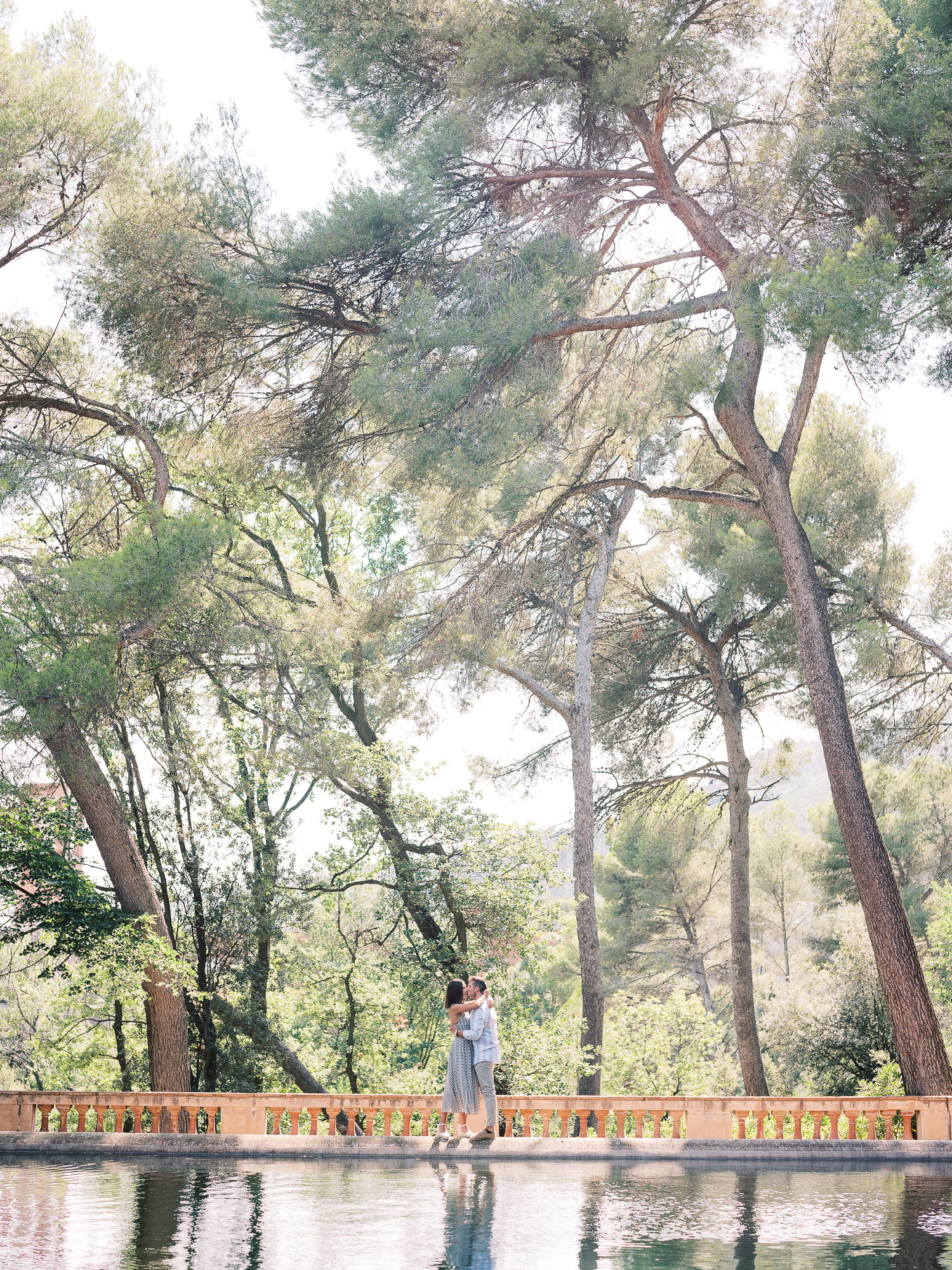Barcelona Spain Engagement Session
