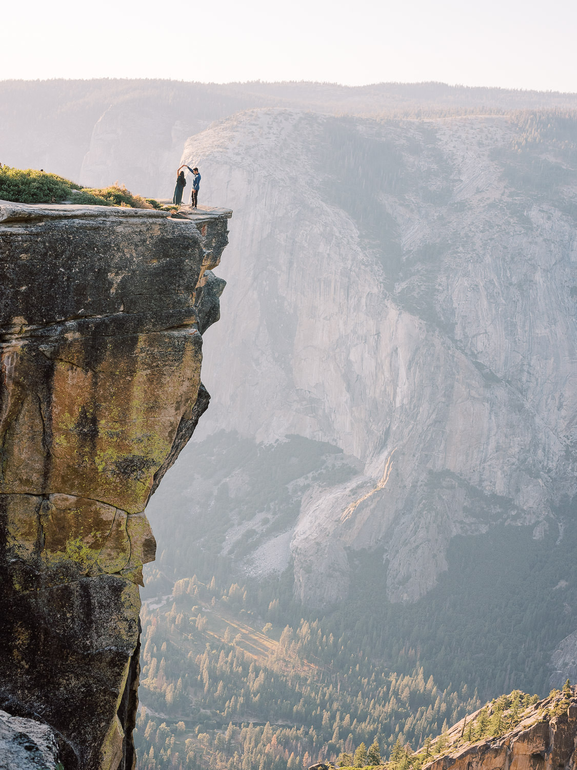 Yosemite-Taft-Point-Engagement